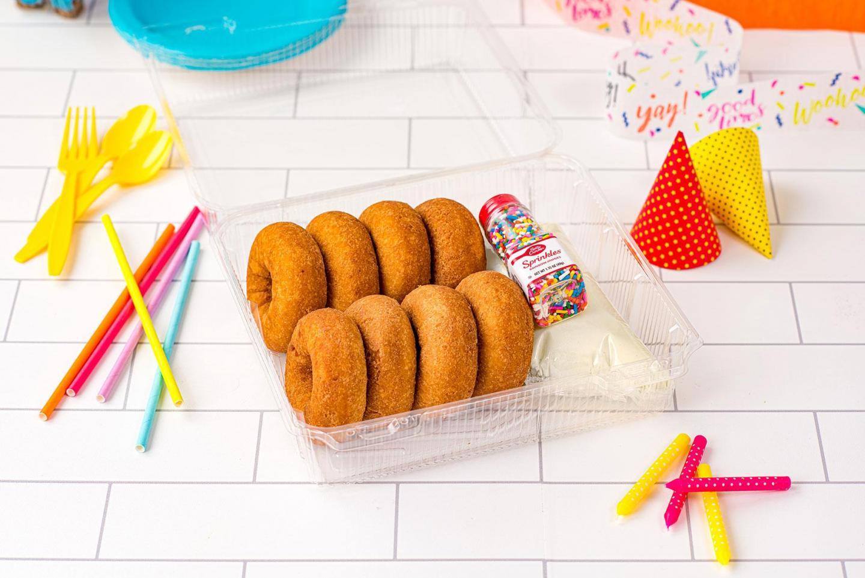 DIY Inspiration: Sprinkle Donuts