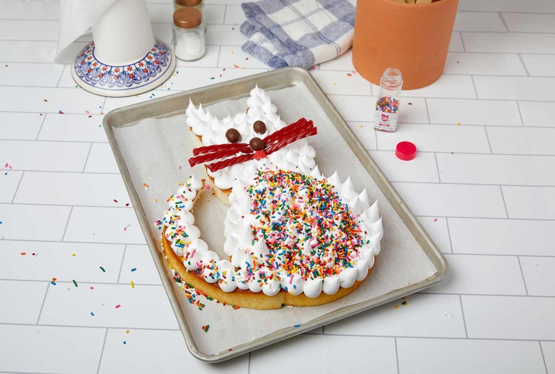Kitty-Cat Cake
