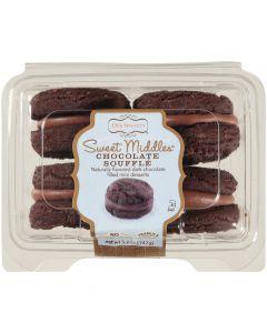 Chocolate Soufflé Sweet Middles