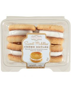 Crème Brulee Sweet Middles